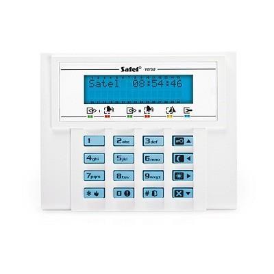 KEYPAD LCD /VERSA BLUE/VERSA-LCD-BL SATEL