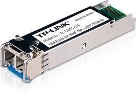 TP-LINK TL-SM311LM transiiverimoodul Valgusjuhe 1250 Mbit/s mini-GBIC/SFP 850 nm