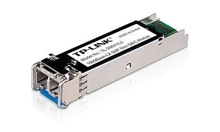 TP-LINK TL-SM311LS transiiverimoodul Valgusjuhe 1250 Mbit/s mini-GBIC/SFP 1310 nm