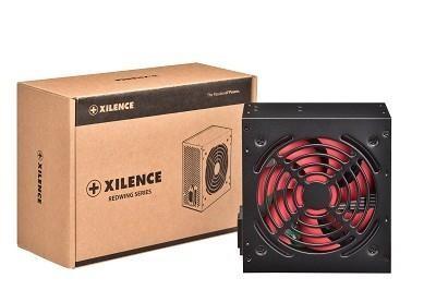CASE PSU ATX2.3 400W/XN051 XILENCE
