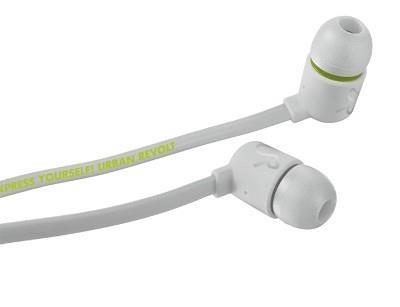 HEADSET DUGA IN-EAR WHITE/19882 TRUST