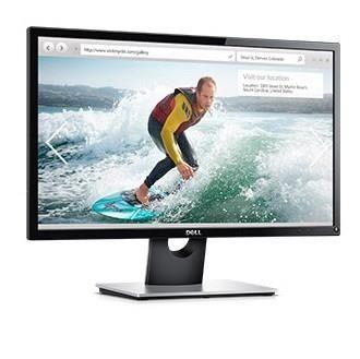 """LCD Monitor DELL SE2416H 23.8"""" Panel IPS 1920x1080 16:9 6 ms Tilt 210-AFZC"""
