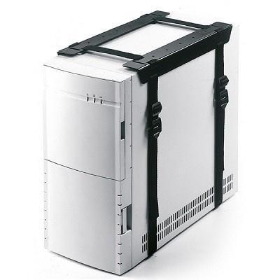 Newstar CPU-D025 Lauale paigaldatav protsessori alus Must