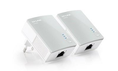 TP-LINK TL-PA4010KIT 600 Mbit/s Ethernet LAN Valge 2 tk