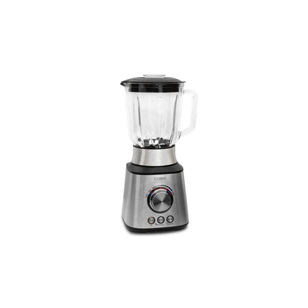 Caso Blender MX1000 Tabletop, 1000 W, Jar material Glass, Jar capacity 1.5 L, Ice crushing, Stainless steel